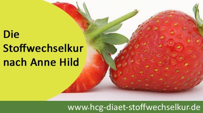 Die Stoffwechselkur nach Anne Hild